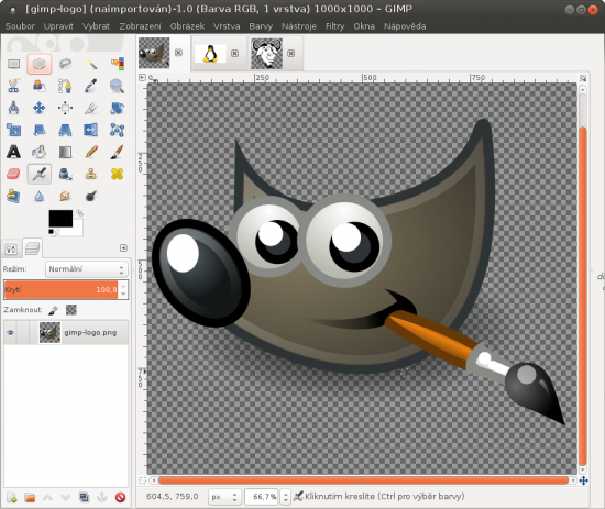 Programy Grafika Graficke Editory Ubuntu Ceska Republika