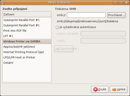 síťový_tisk:z_ubuntu [Ubuntu Česká republika]